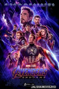 Avengers Endgame (2019) Hindi Dubbed