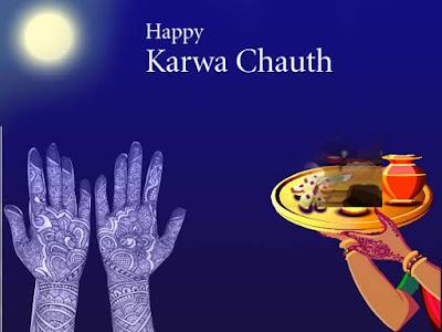 Free Download Karva Chauth FB DP