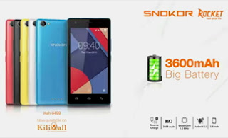 Snokor%2BRocket%2BZ5000 Another Cheapest Android Brand, Snokor Rocket Coming To Challenge Tecno, Infinix And Innjoo