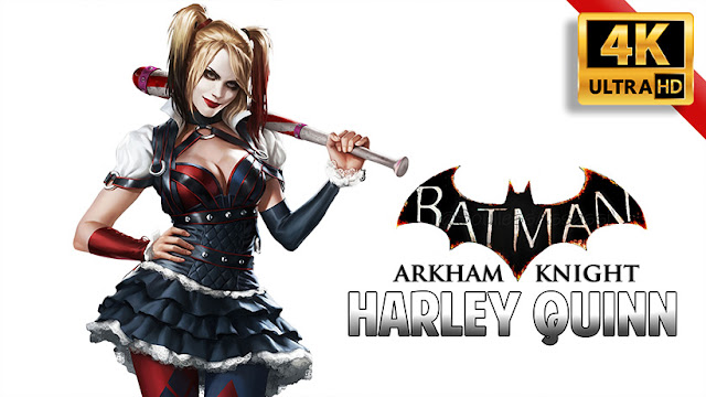 Harley Quinn Wallpaper Engine