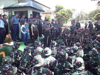 Asops Panglima TNI : Rebut Hati Rakyat