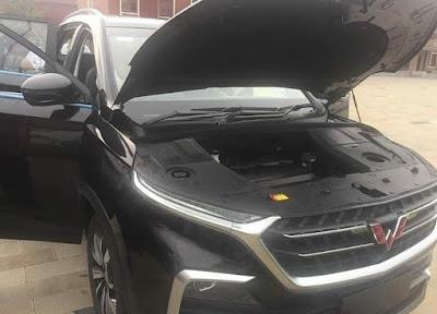 Wuling SUV Almaz dikabarkan harganya 325juta. Killer SUV Jepang dan Eropa!