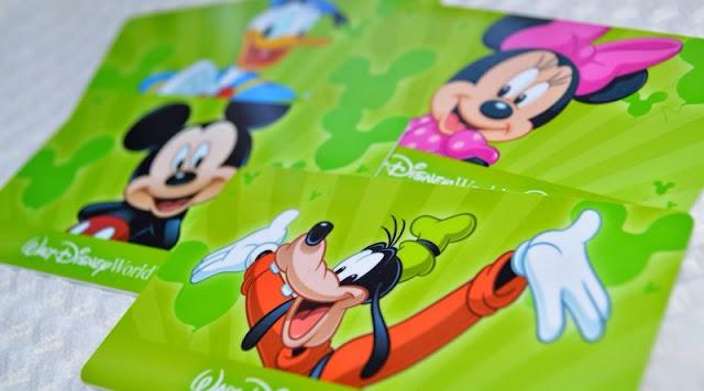 Mudança ingressos Disney