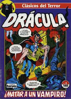 Clásicos del Terror Drácula 04 / Gil Kane