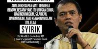 """Dosen UIN Bandung ini Sebut Slogan """"NKRI Harga Mati"""" Merusak Tauhid dan Harus Bertaubat"""