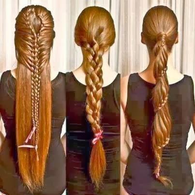 Latest Women Hair style}