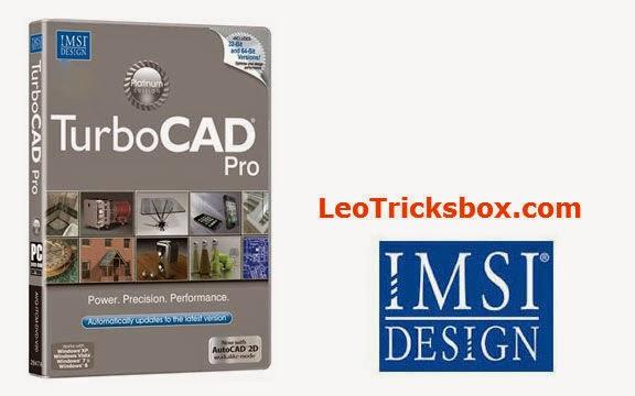 PC Software : IMSI TurboCAD Pro Platinum 21 1
