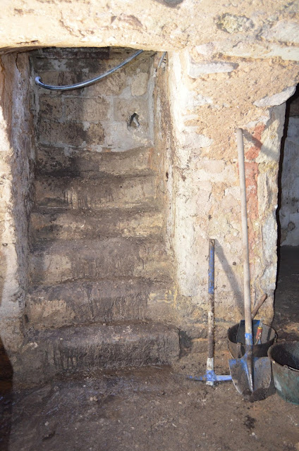 Possible mikveh discovered in medieval Jewish quarter of Saint-Paul-Trois-Châteaux