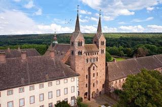 Torres de la Abadía de Corvey