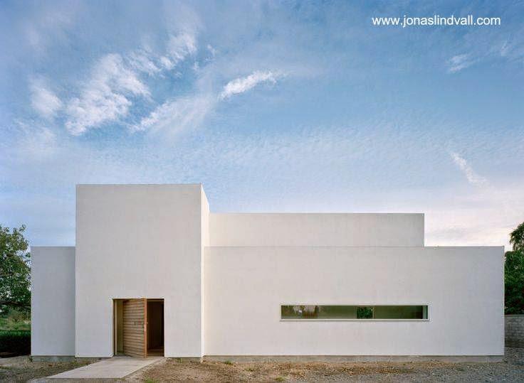 Residencia contemporanea minimalista en Malmo Suecia