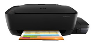 amongst high book printing at rattling depression toll per page amongst this high capacity ink organisation HP DeskJet GT 5811 All-in-One Printer Driver Download