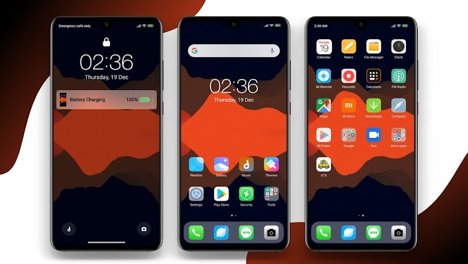 iOS Transparent DWM4 MIUI 11 Theme | Xiaomi Redmi Themes