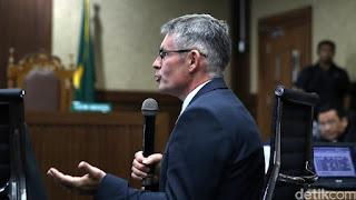 Hakim Binsar Minta Ahli Michael Robertson Jujur Soal Kabar Terlibat Tindak Pidana