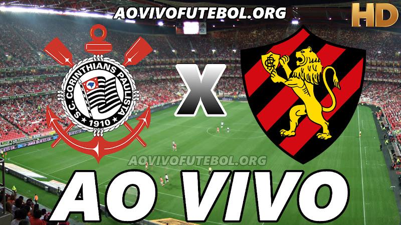 Corinthians x Sport Ao Vivo HD TV PFC