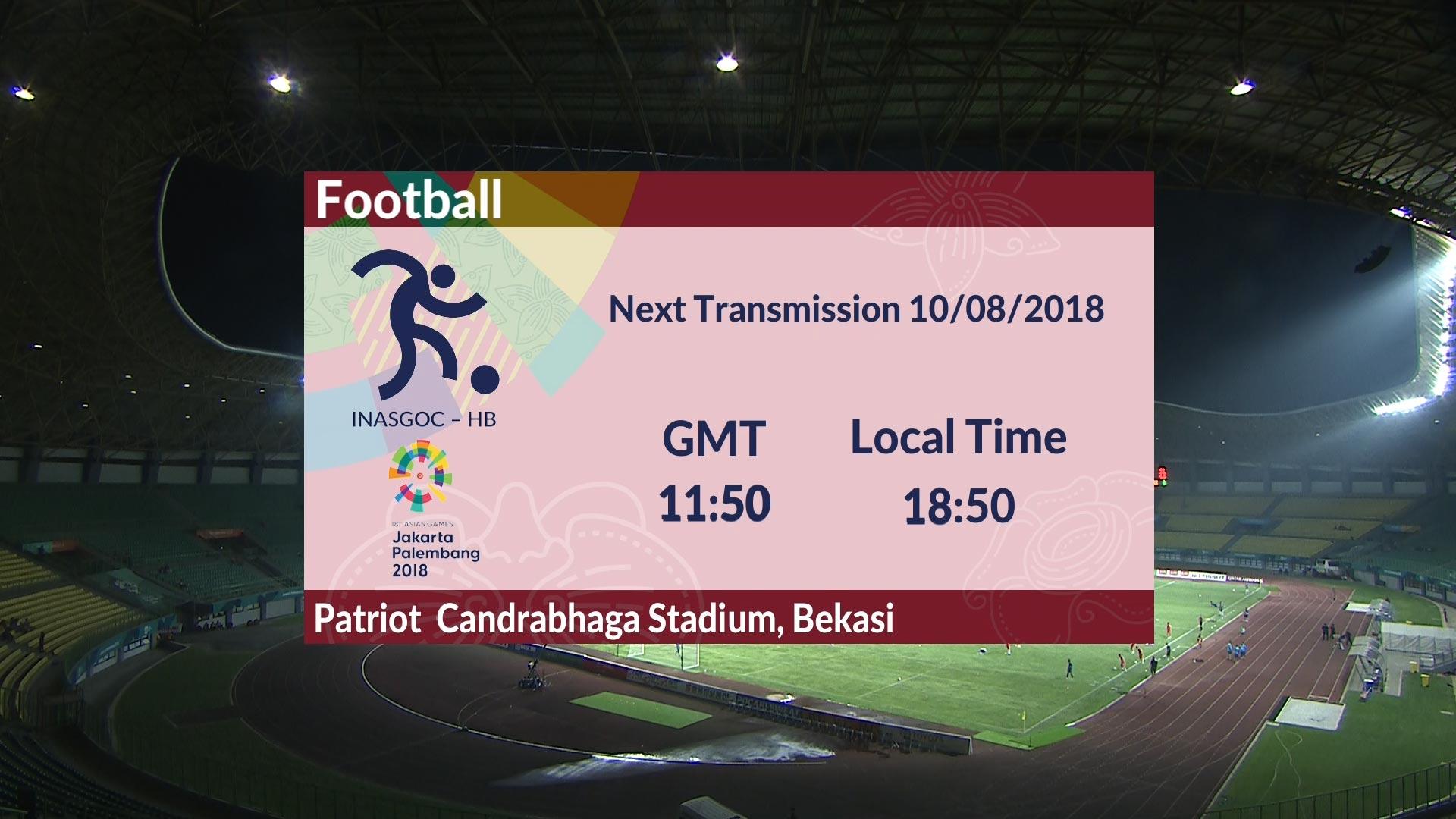 siaran TV Yang Menyiarkan Asian Games 2018