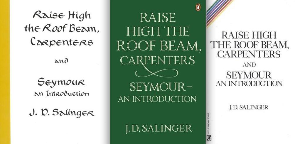 Avid Reader S Musings Raise High The Roof Beam