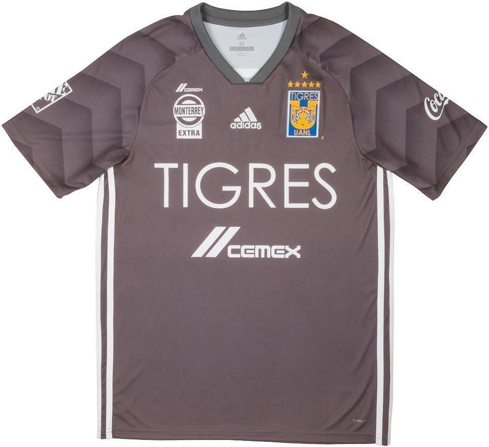 ab30255f3b Adidas divulga a nova terceira camisa do Tigres UANL - Show de Camisas