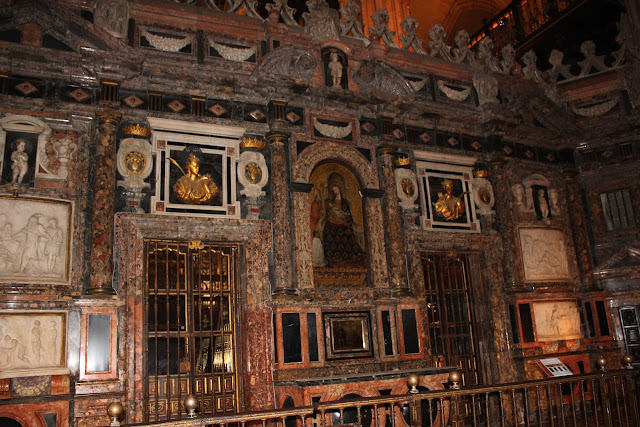 Semana santa y mas interior de la catedral de sevilla ii - Catedral de sevilla interior ...