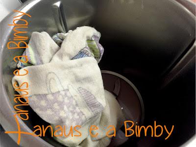 Secar a Bimby