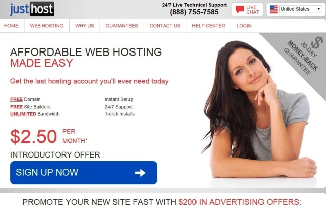 just-host-web-hosting