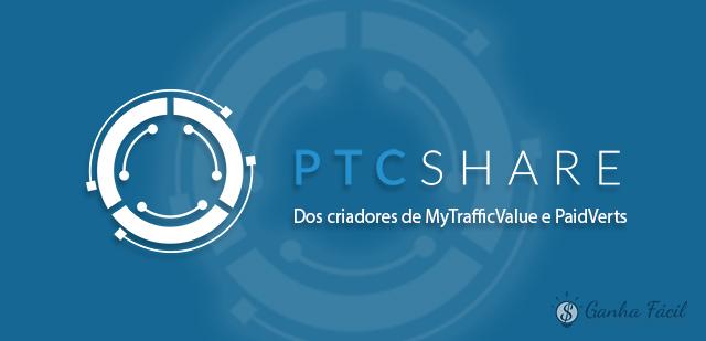[TESTAR] PTCShare - irmão do PaidVerts PTCShare-header