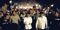 <b>Pawai 1000 Obor Rakyat, Sambut Kedatangan LUTFI-FERI di Radom Timur</b>