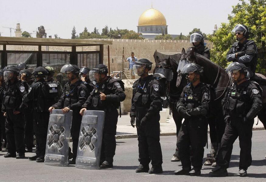 الشرطة الإسرائيليه تقبض على خليه تابعه ل داعش في القدس