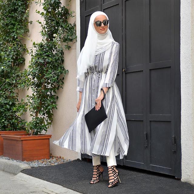 Tips Memilih Pakaian Muslim Modern, Tampil Cantik Tetap Syar'i