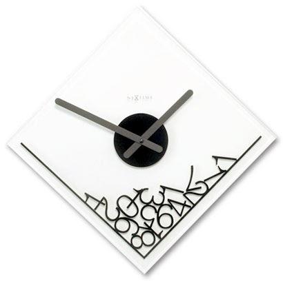 horloge murale design but