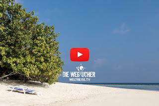 Schock auf den Malediven, WELTREISE.TV, Arkadijs Weltreise