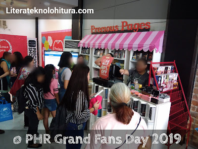 activities for fans phr grand fans day 2019