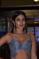 Rhea Chakraborty in a Sleeveless Deep neck Choli Dress Stunning Beauty at 64th Jio Filmfare Awards South ~  Exclusive 039.JPG