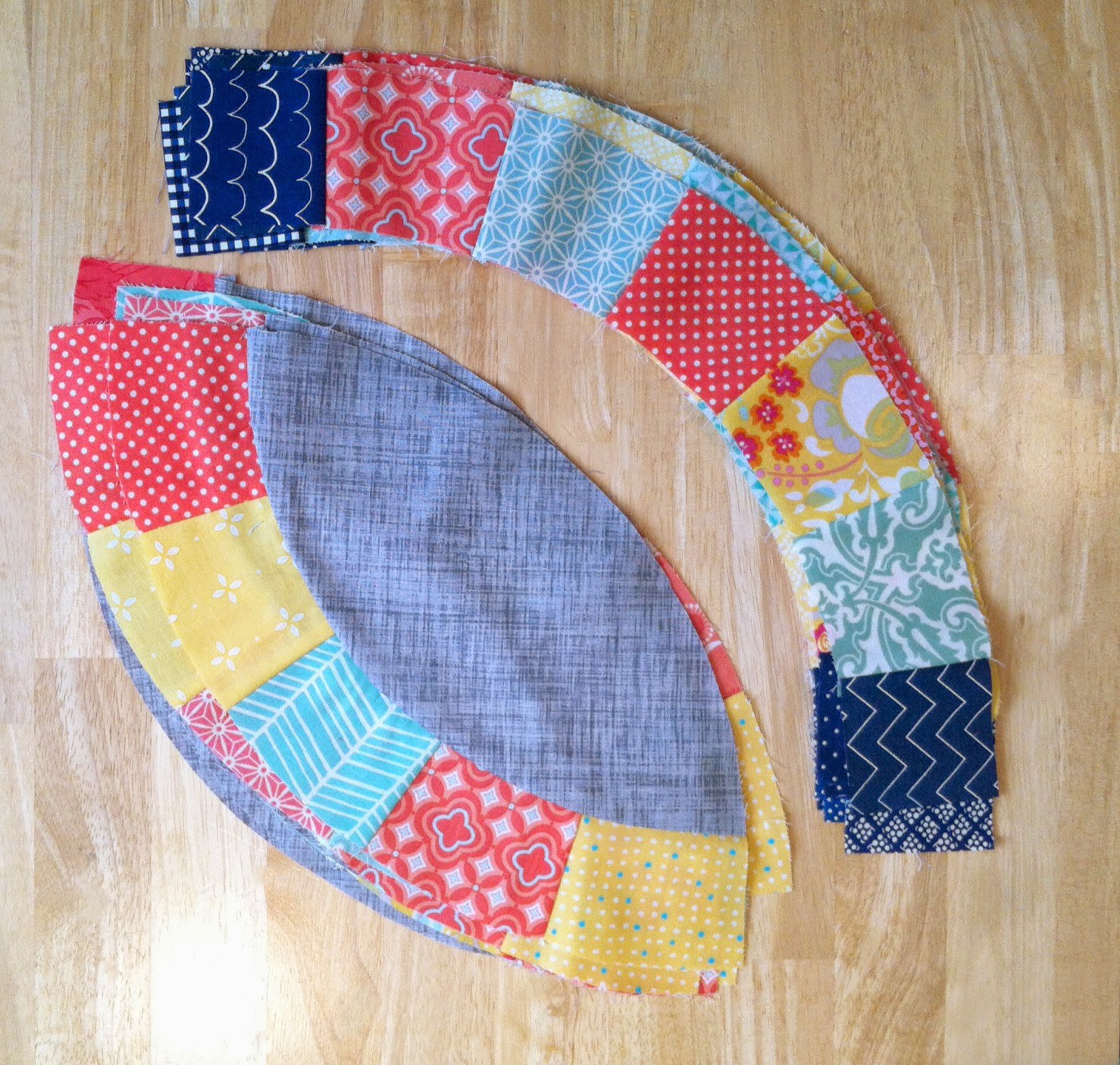 Kate's Big Day quilt