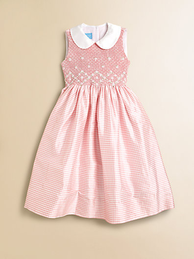 Adorable Easter clothes run the gamut from dresses, hats and jammies, to matching outfits for your girl and her dolly. Check out these uber-cute options.