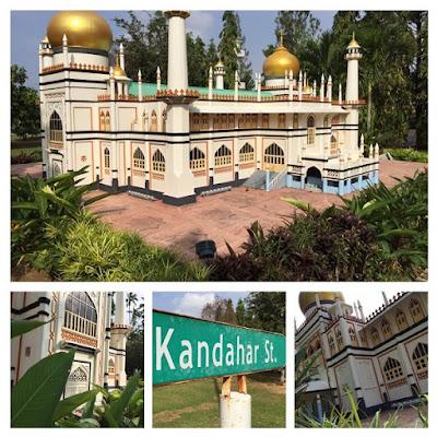Sultan Mosque, Singapura