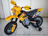 Motor Mainan Aki DoesToys DT410 MotoCross