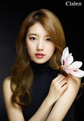 Suzy miss A Clalen 2016