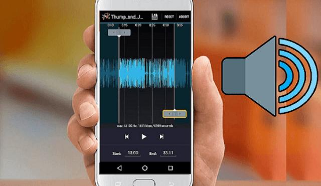 الجهوية 24 - أفضل ثلاثة تطبيقات لصنع نغمات من مقاطعك الصوتية لاستعمالها للمكالمات أو الرسائل