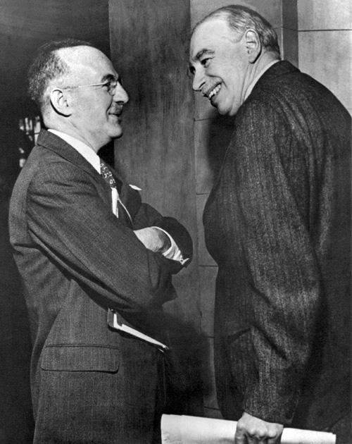 Keynes economista.