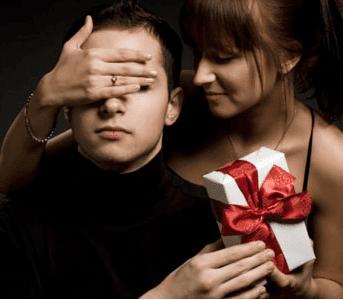Erkekler için özel hediye