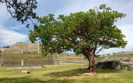 Xochicalco sito