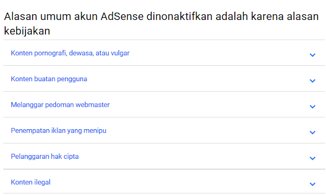 Optimalisasi Adsense