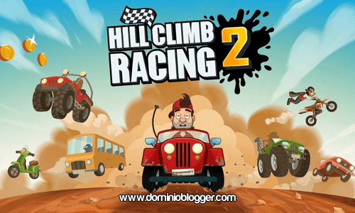 Hill Climb Racing 2 para Android