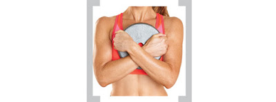 women's health - WEIGHTED BALL FLEXION