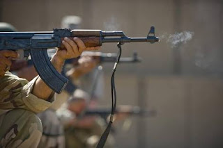 why the ak-47 is so popular in africa