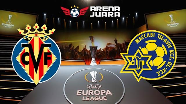 Prediksi Villarreal vs Maccabi Tel Aviv 8 Desember 2017