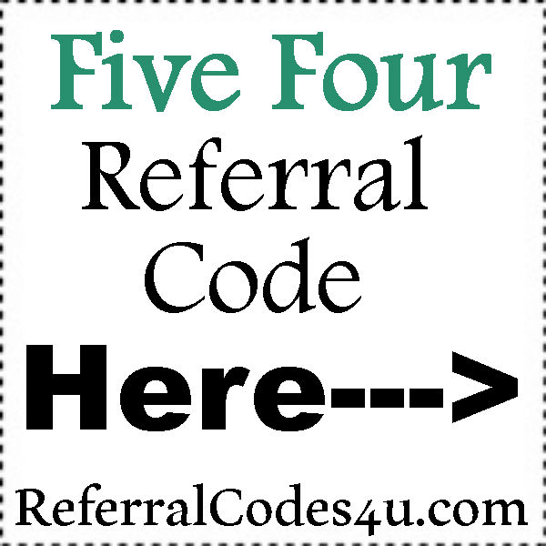 Five Four Club Referral Code 2016-2017, Five Four Clothing Coupon Code July, August, September, October