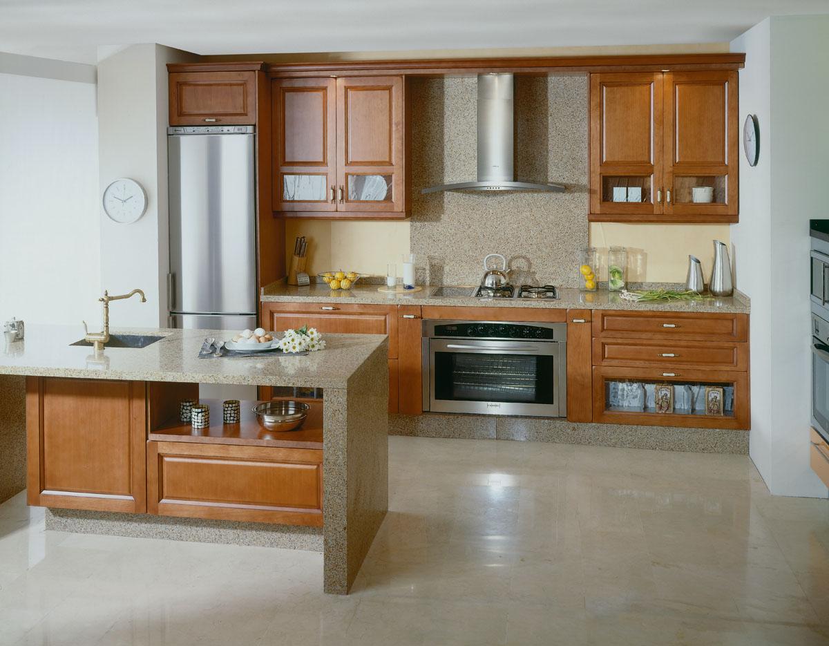 las ventajas de una cocina con isla