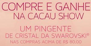 Participar promoção Cacau show dia dos namorados 2016