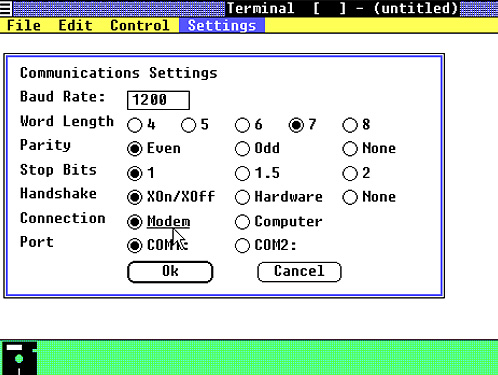 VOGONS • View topic - DOS serial terminal
